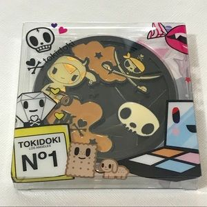 Tokidoki Mirror Compact Pirate Theme